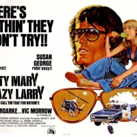 FUGA ALUCINADA (Dirty Mary, Crazy Larry, 1974)