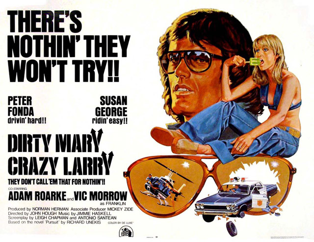 Poster - Dirty Mary Crazy Larry - Studdblog.blogspot