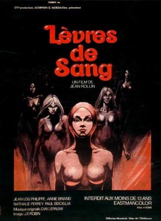 affiche-Levres-de-sang-1974-1