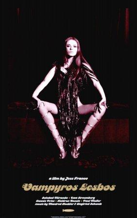 vampyros-lesbos 1971 poster
