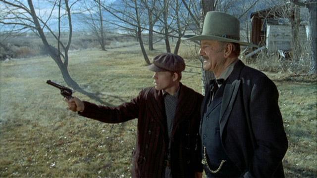 a Don Siegel The Shootist John Wayne DVD Review PDVD_013