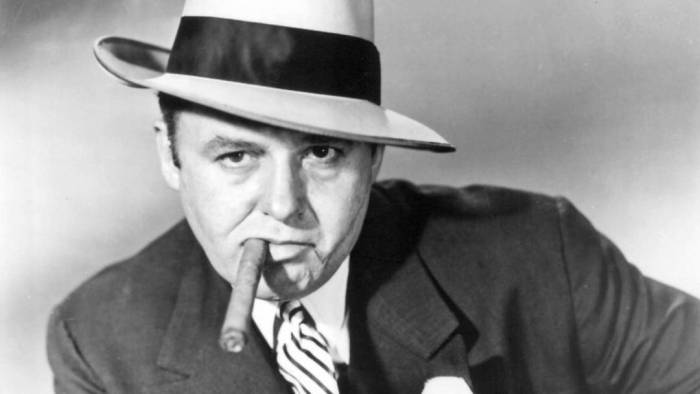 Al Capone (1959)  directed by Richard Wilson  shown: Rod Steiger
