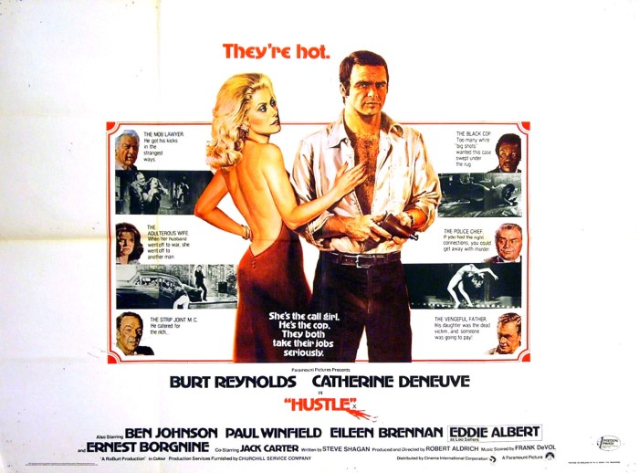 HUSTLE-1975-Burt-Reynolds-Catherine-Deneuve-Ben-Johnson