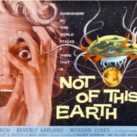 O EMISSÁRIO DE OUTRO MUNDO (Not of This Earth, 1957)