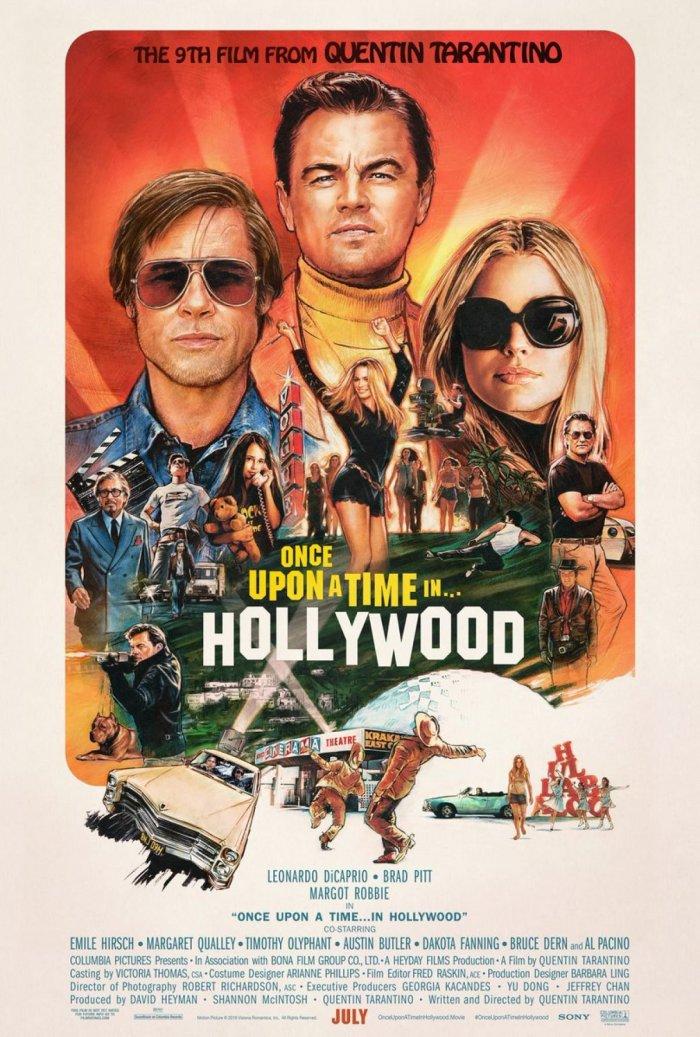 era-uma-vez-hollywood-poster
